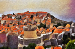 Croatia. Dubrovnik
