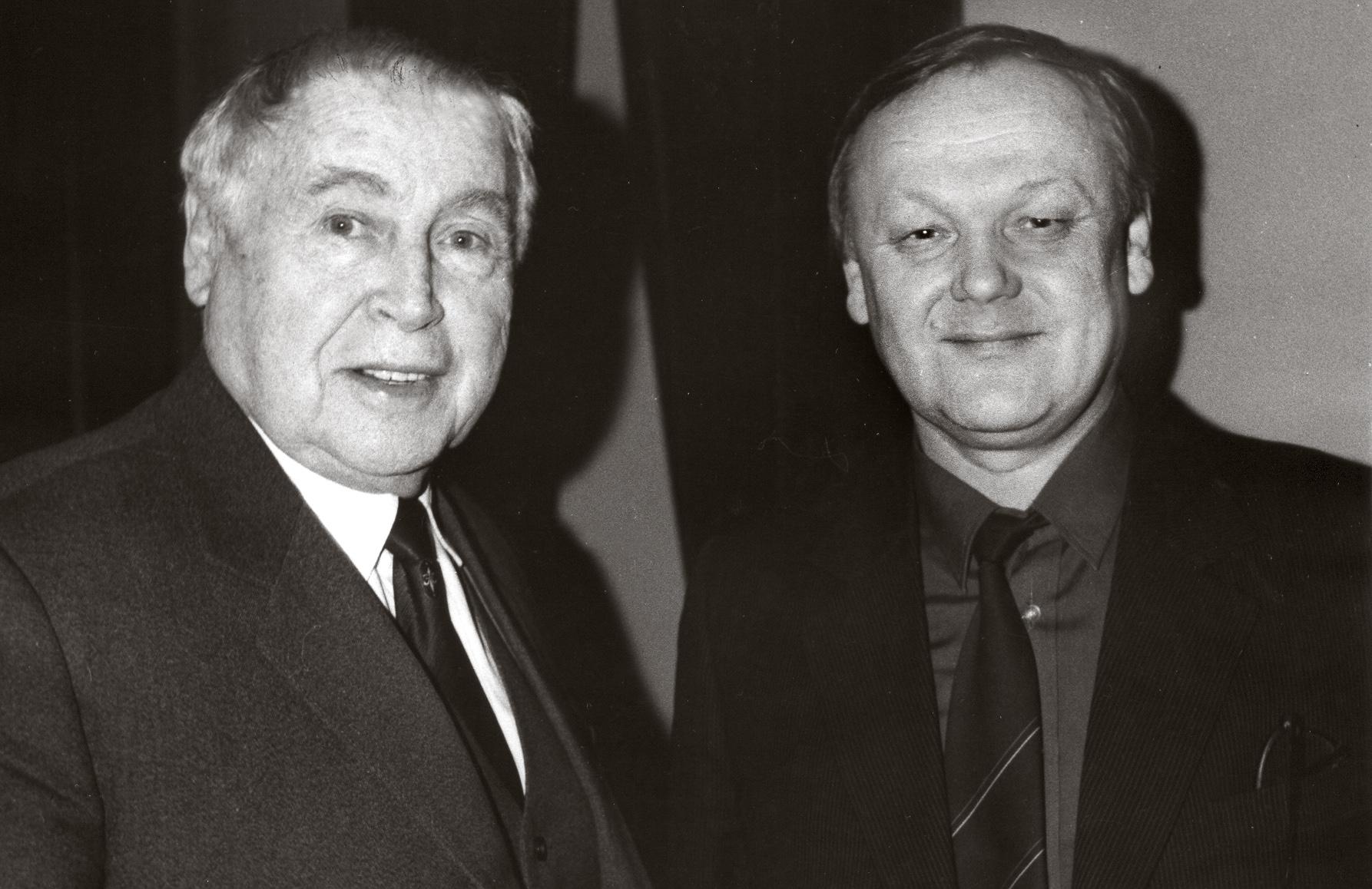 З Борисом Олійником