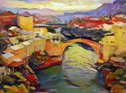 Bosnia. Mostar