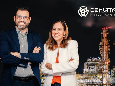 Cemvita Factory announces its initial closing of Series A, with the participation of Seldor Capital