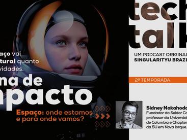 SingularityU Brazil - Tech Talks with Seldor Capital
