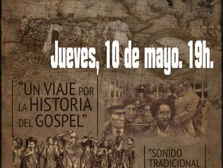 ALL4GOSPEL PARTICIPA EN EL 50 ANIVERSARIO DE LA ESCUELA DE CAMINOS, CANALES Y PUERTOS