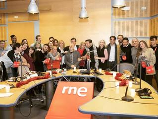 NAVIDADES EN RADIO NACIONAL DE ESPAÑA