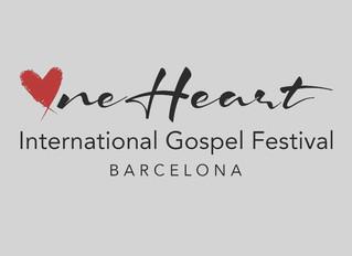 All4gospel asistirá a one heart international gospel festival