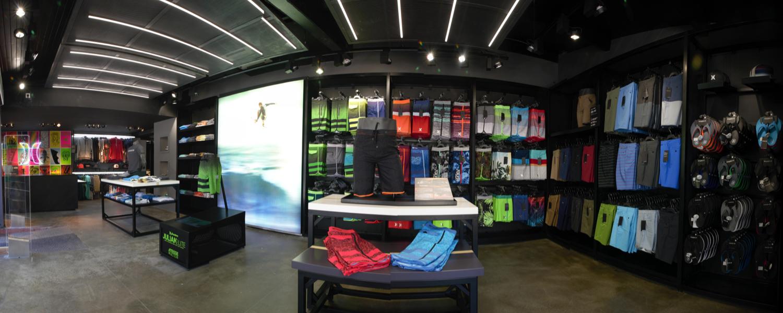 Hurley shop magasin Hossegor