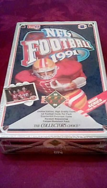 Merry Christmas Memories (1991): My First Wax Box