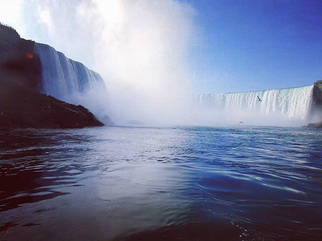 The niagara falls #travel_dairies_#usa #