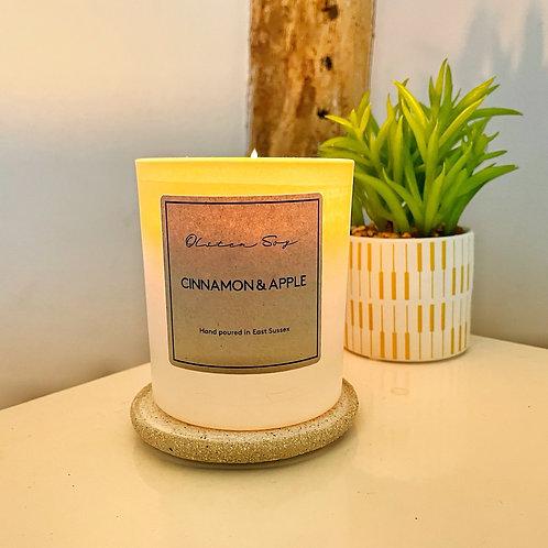 Ceramic Candle Coaster