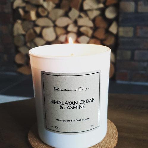 Himalayan Cedar & Jasmine
