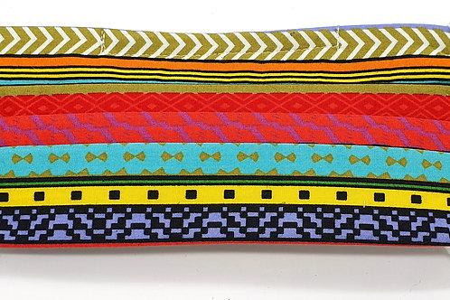 Cotton face mask - Aztec Stripe