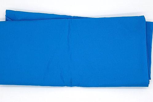 Cotton Face Mask - Bright Blue