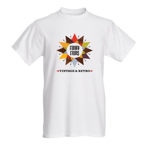 Funky Finds Logo Unisex T-shirt