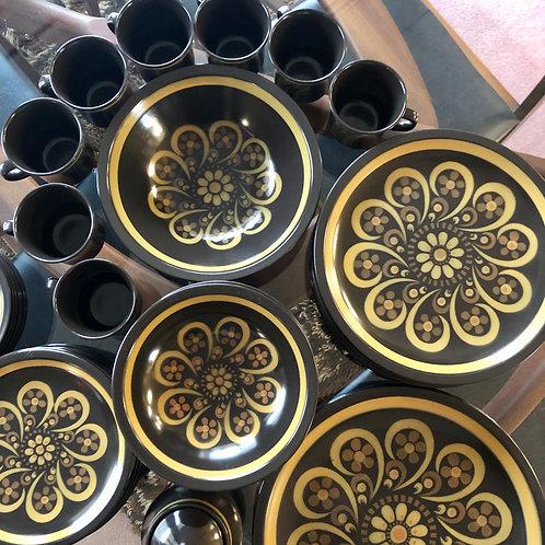 Mikasa Majorca Lodi Dish Set - 45 Pieces