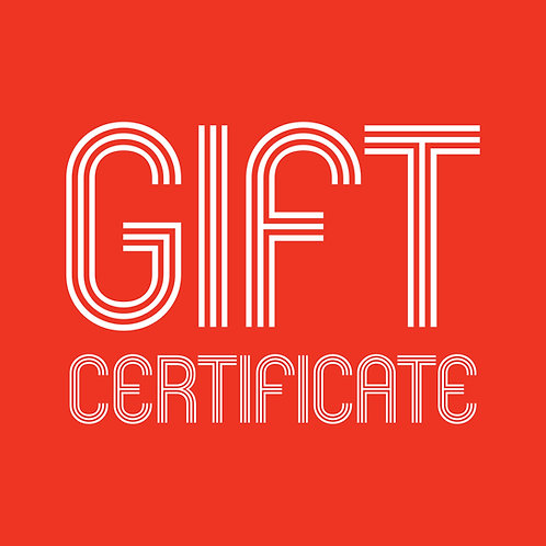 Funky Finds Gift Certificate