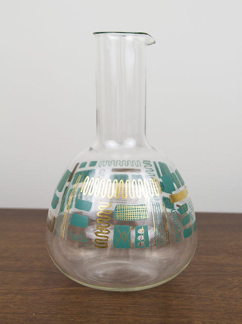 Hedy Atomic Glass Decanter