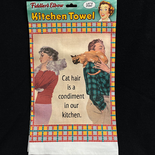 Sassy Housewife Kitchen Towel