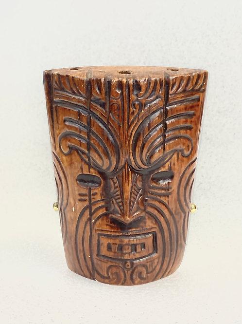 Tiki Head Ashtray