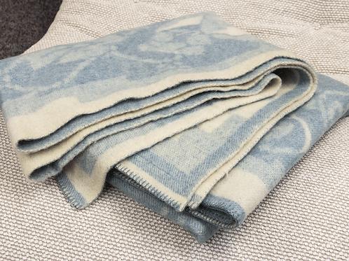 Pure Wool Reversible Blanket by Orr Health