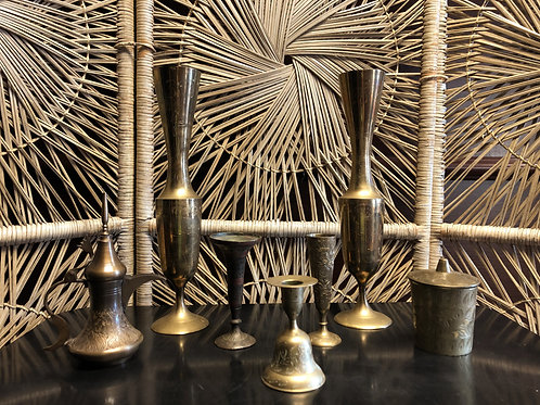 Etched Brass Collection