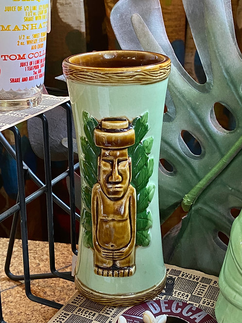 "Tiki Farm 8"" Tiki Mug Glass"