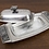 Thumbnail: Embellished Stainless Butter Dish