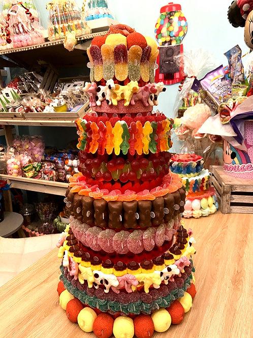 Gâteaux 4 étages