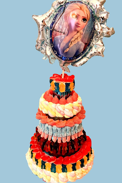 Gâteaux 2 étages plus
