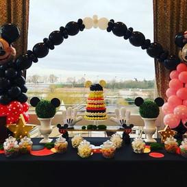 Candy bar Mickey