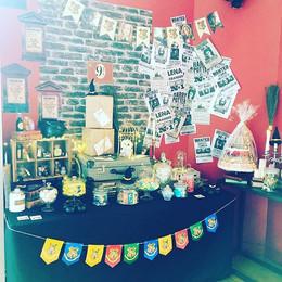 Candy bar Harry potter