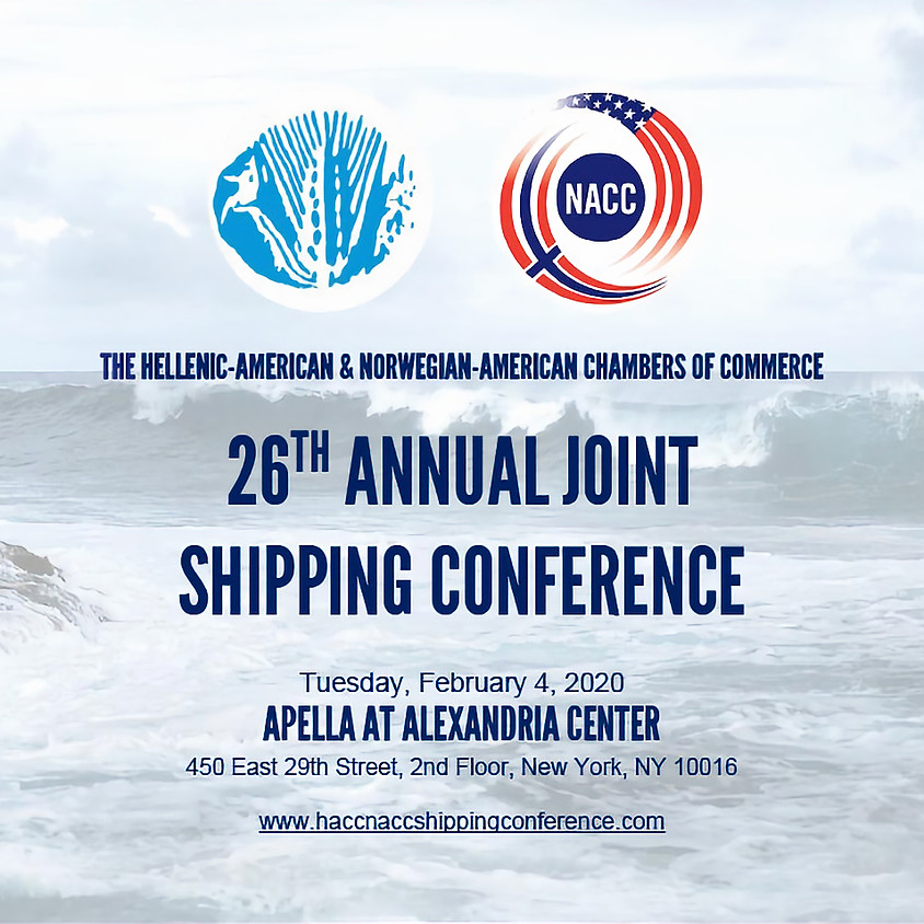 The 26th Annual HACC NACC Shipping Conference