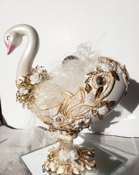 Diana Macias The Gilded Swan