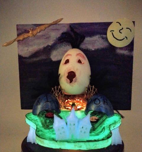 Fran Atkins Class Halloween 2