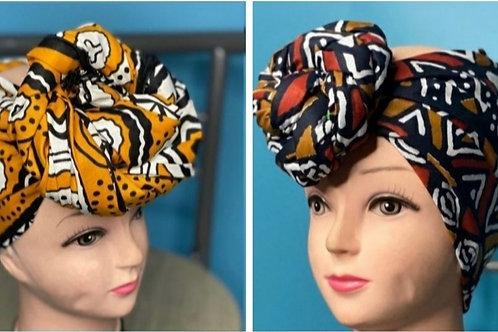 African head wrap /head scarf / African head tie