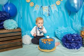 Little Pretorius cake smach