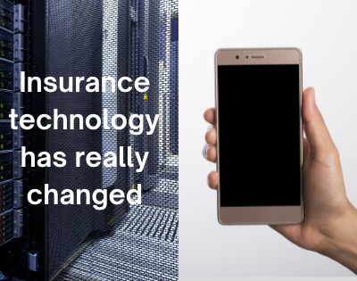 Has there ever been a better time for the insurance industry to benefit from technology?