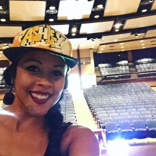 TOBI brings Bee True To You to her alumni High School in Parsippany, NJ!