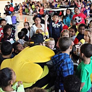 Bee True To You School Audience