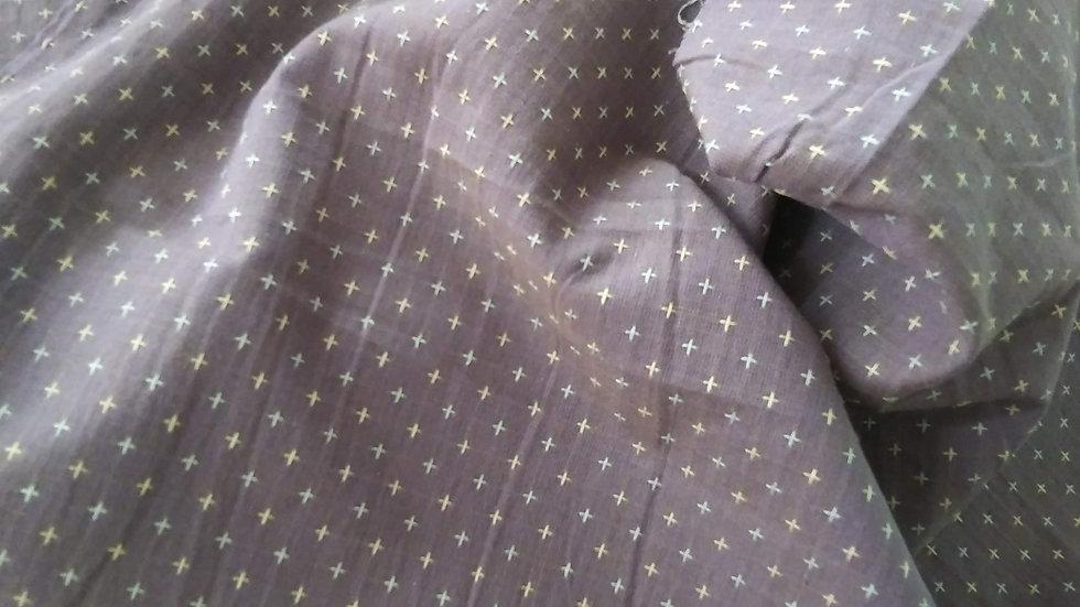 Diamond Textiles Yarn Dyed Cotton- Nikko Geo 4640