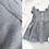 Thumbnail: Grey #S150 Double Face 100% Cotton Gauze