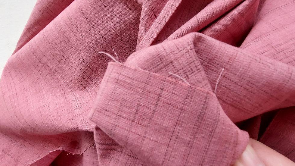 Diamond Textiles- Tweed Thicket Watermelon 4798 Fabric