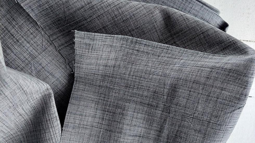 Diamond Textiles- Tweed Thicket Granite Grey 4795 Fabric
