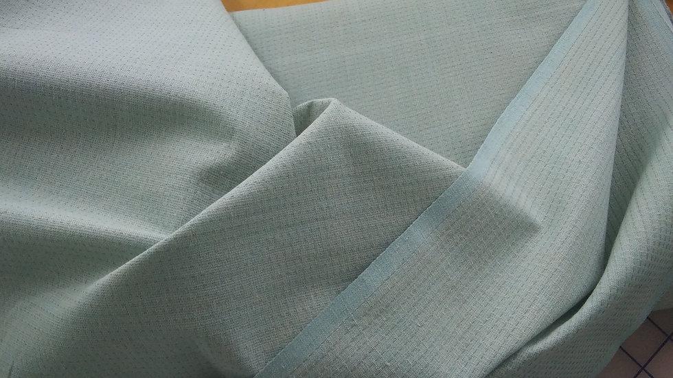 Diamond Textiles Yarn Dyed Cotton- Nikko Topstitch Pale Jade 4804