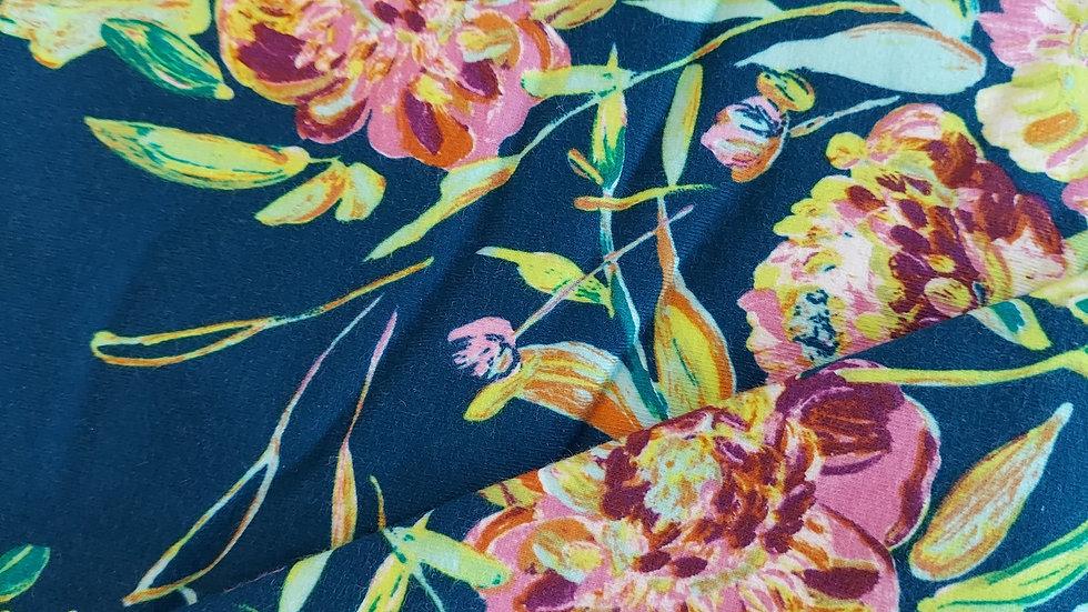 Art Gallery Knit: Virtuosa, Prima Flora Colorato