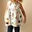Thumbnail: The Geranium Dress Made by Rae Sewing Pattern newborn - 5t