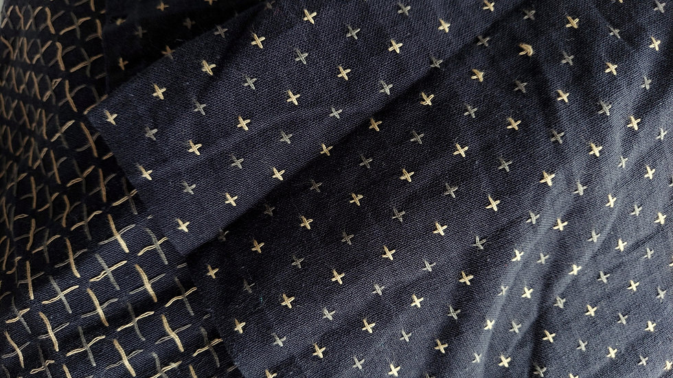 Diamond Textiles Yarn Dyed Cotton- Nikko Geo 4651 Fabric
