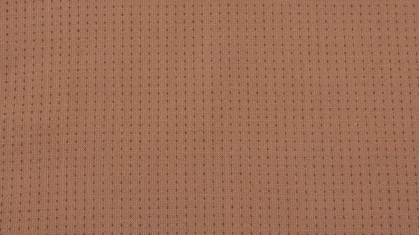 Diamond Textiles Yarn Dyed Cotton- Nikko Topstitch Pink Ginger 4803