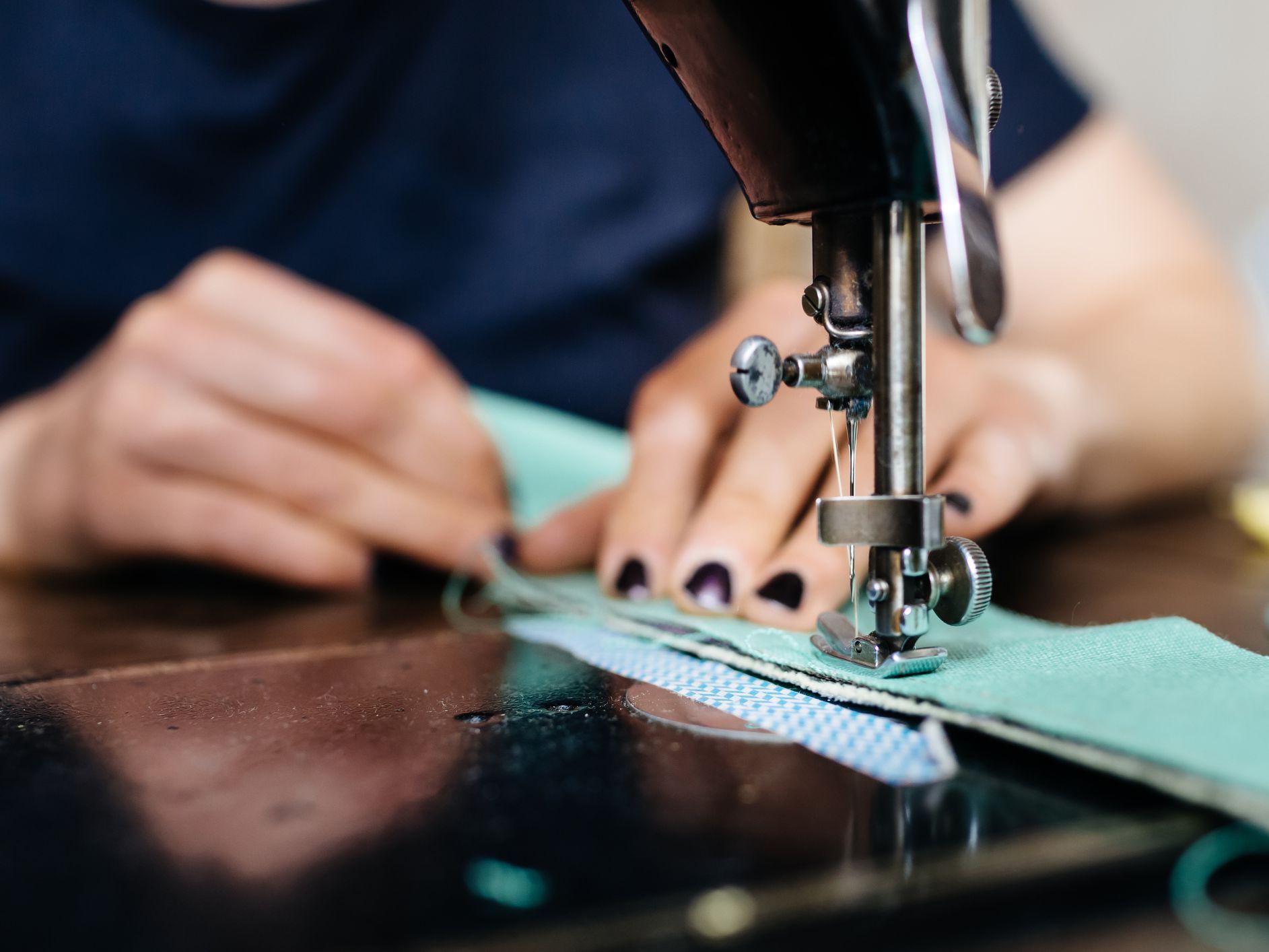 Adult Machine Sewing 201 Series