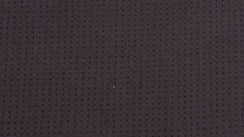 Diamond Textiles Yarn Dyed Cotton- Nikko Topstitch Charcoal 4820