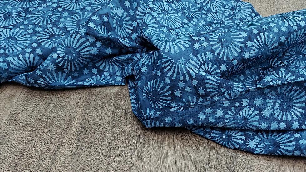 Timeless Treasures: Tonga Batik B8214 Honor - Snazzy Swirls