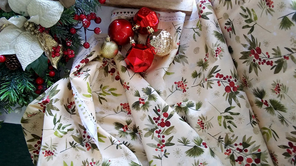 PBS Fabric Holiday Editions 11418-67071